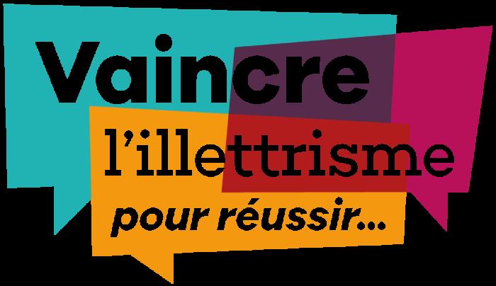 Logo Vaincre l'illettrisme